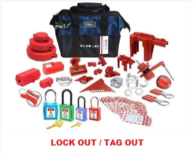 LOCK OUT / TAG OUT