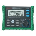 DIGITAL EARTH RESISTANCE METER & BAR  MS2302 MASTECH