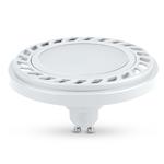 LED LAMP GU10 AR111 12W WARM WHITE