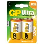 GP Ultra alkaline battery D - LR20