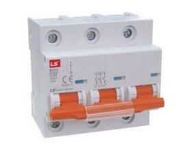 MCB DIN RAIL BKN 3P C10A 6kA 400VAC LG