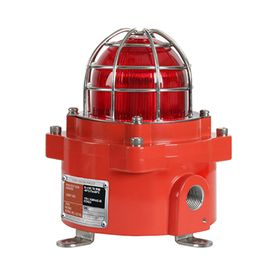 ANTI-FIRE TYPE LIGHT QNE-230 ORANGE/RED Q LIGHT