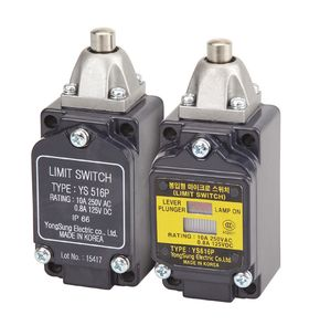 METAL TERMINAL SWITCH WITH BOOSTER YS516P YONGSUNG
